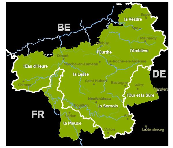 belgique ardennes - Image
