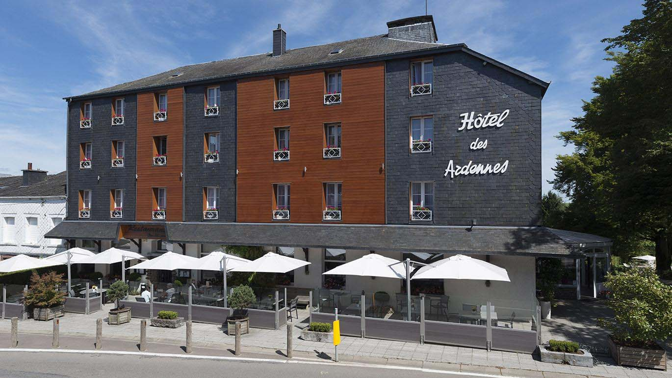 Hotel Charme Ardennes