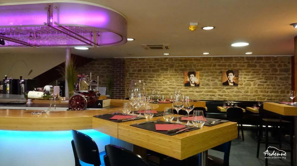 Activit s h bergements terroir d couvertes insolites - Restaurant la table d arthur charleville ...