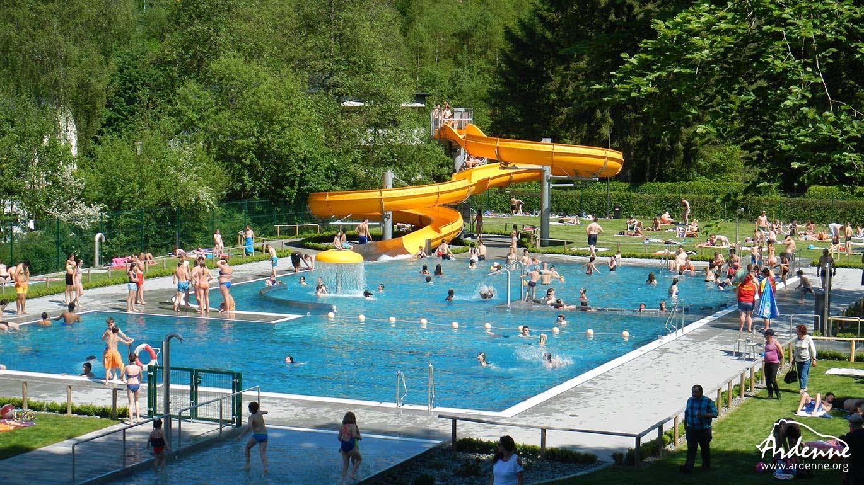 Piscine de troisvierges ouverture de la saison 2017 for Ouverture piscine