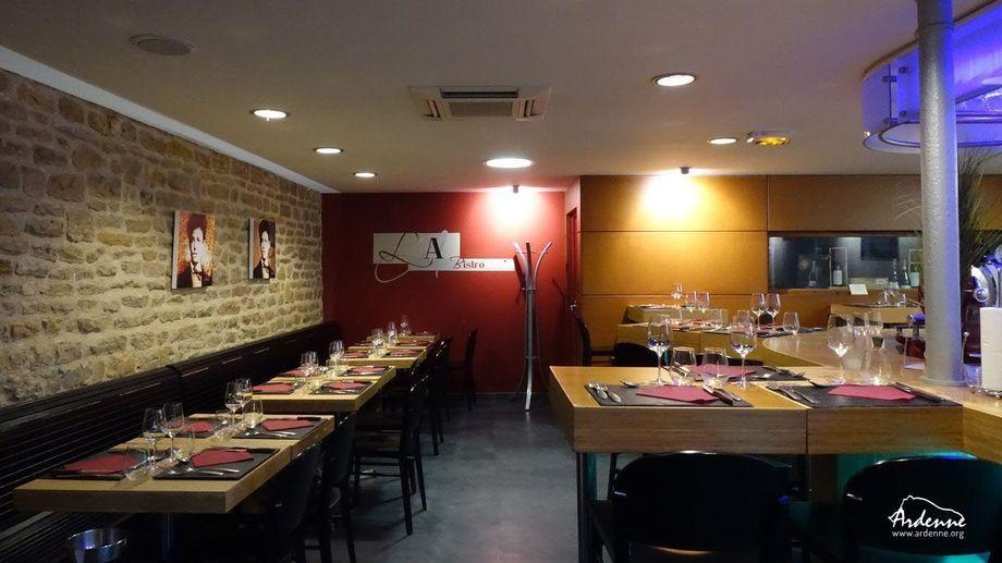 Vall e de la meuse ardennes belges francaises - Restaurant la table d arthur charleville ...